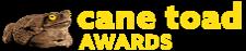 Cane Toad Awards Logo